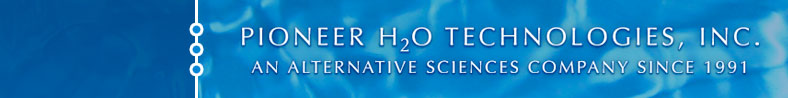 Pioneer H2O Technologies - Pool and Spa Products